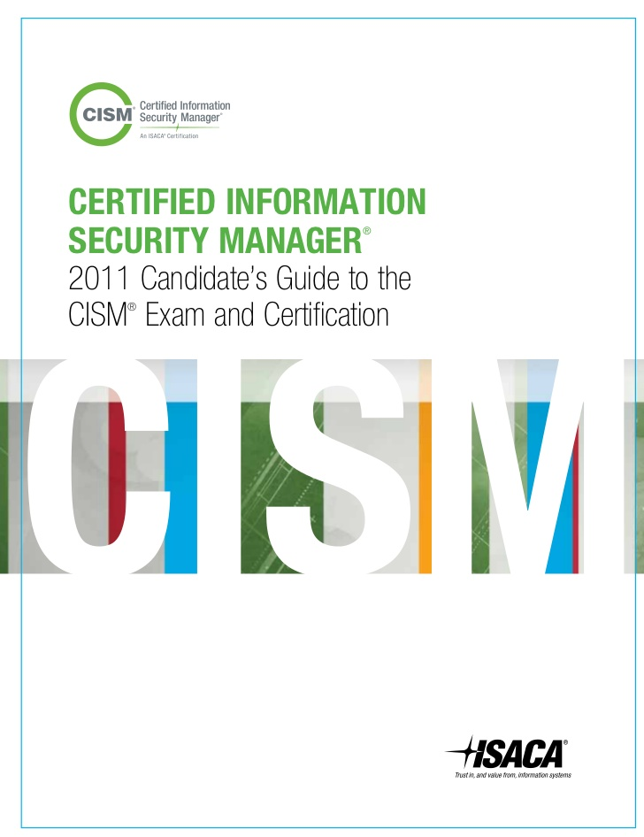 Certified Information Security Manager (CISM) Course   - mastergrade it cape town south afrcia